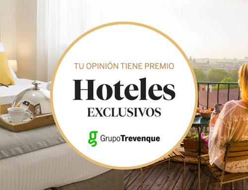 Tu opinión vale tanto… Como un fin de semana en un hotel exclusivo