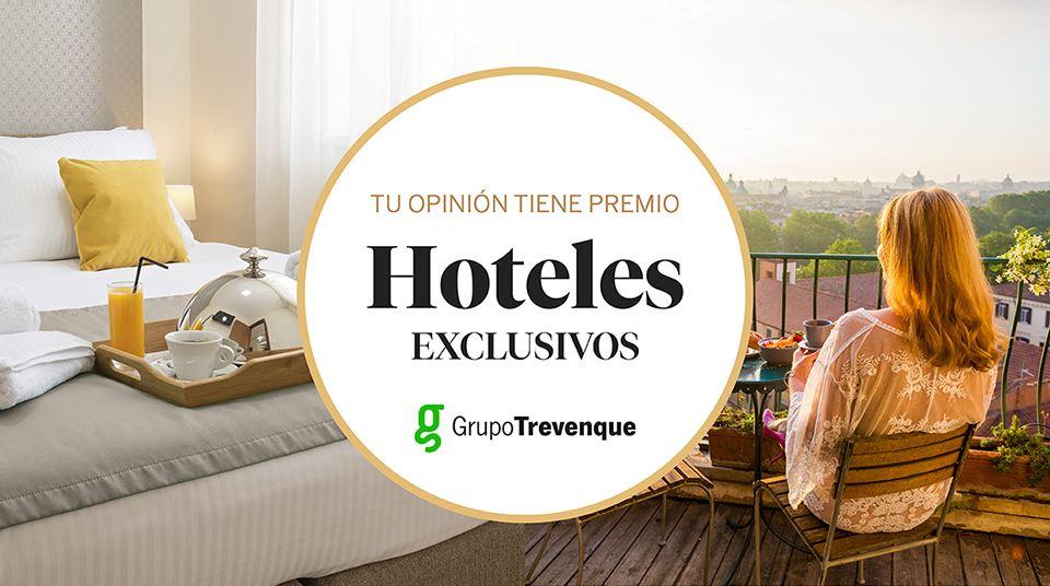 Sorteo para disfrutar de un fin de semana para dos personas en un hotel exclusivo