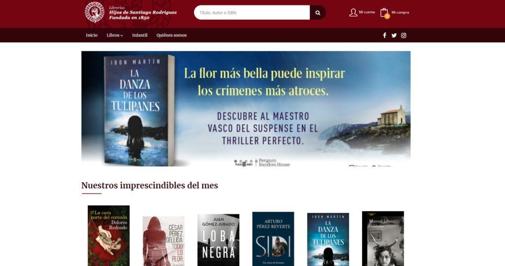 Librería Hijos de Santiago Rodríguez