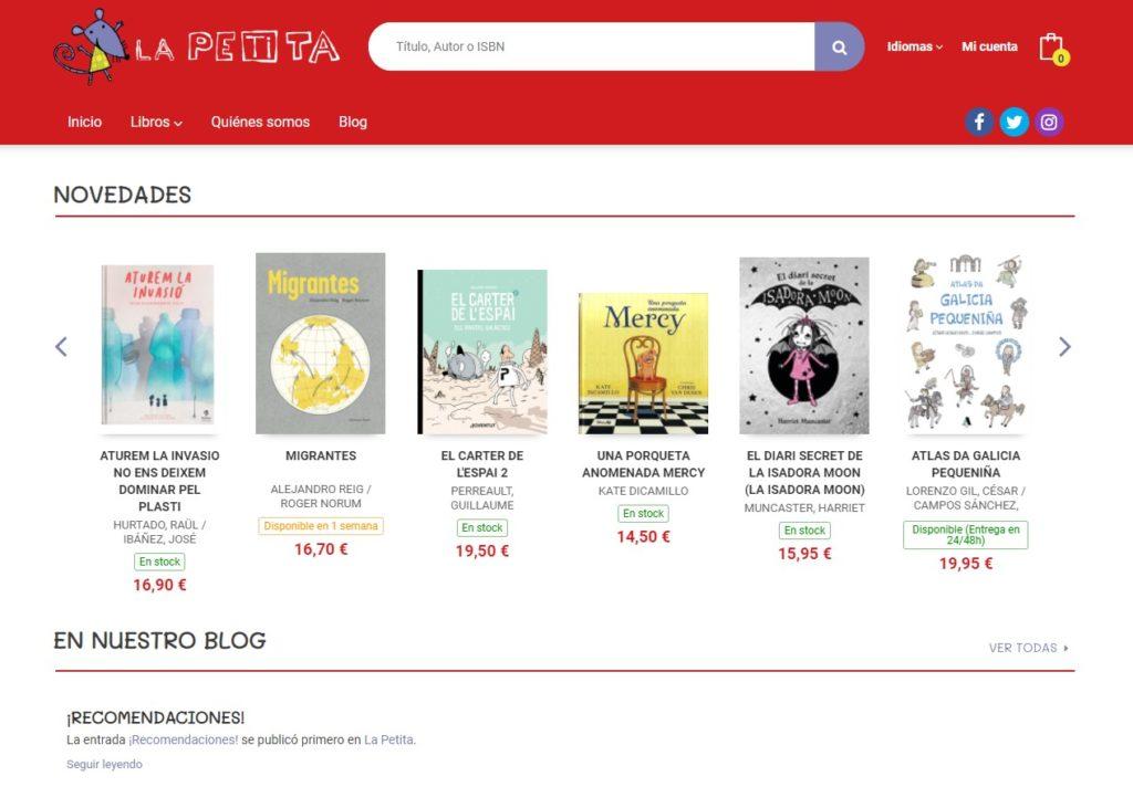 Librería La Petita