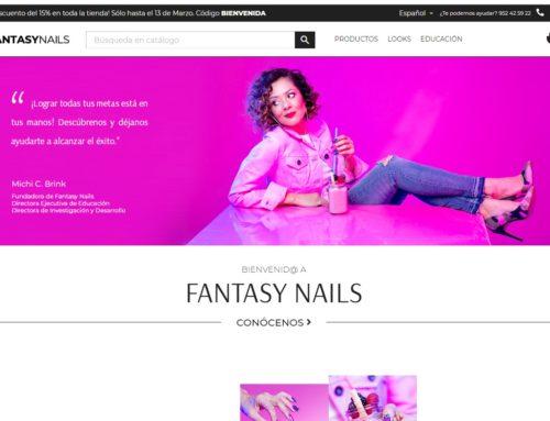Librerías de viaje, cuidado de uñas… Nuestros proyectos web de...
