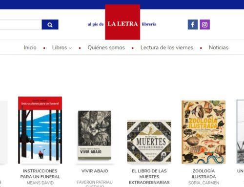Un mes de muchas librerías: Nuestros proyectos web de junio