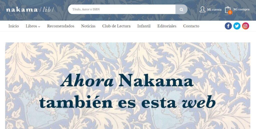 Nakama Librería