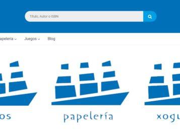 Nueva web de Librería Bahía