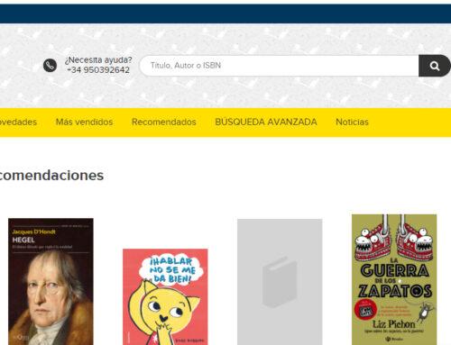 Febrero de numerosas librerías y una novedosa app