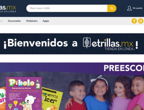 Librerías y acento mexicano: proyectos web de mayo