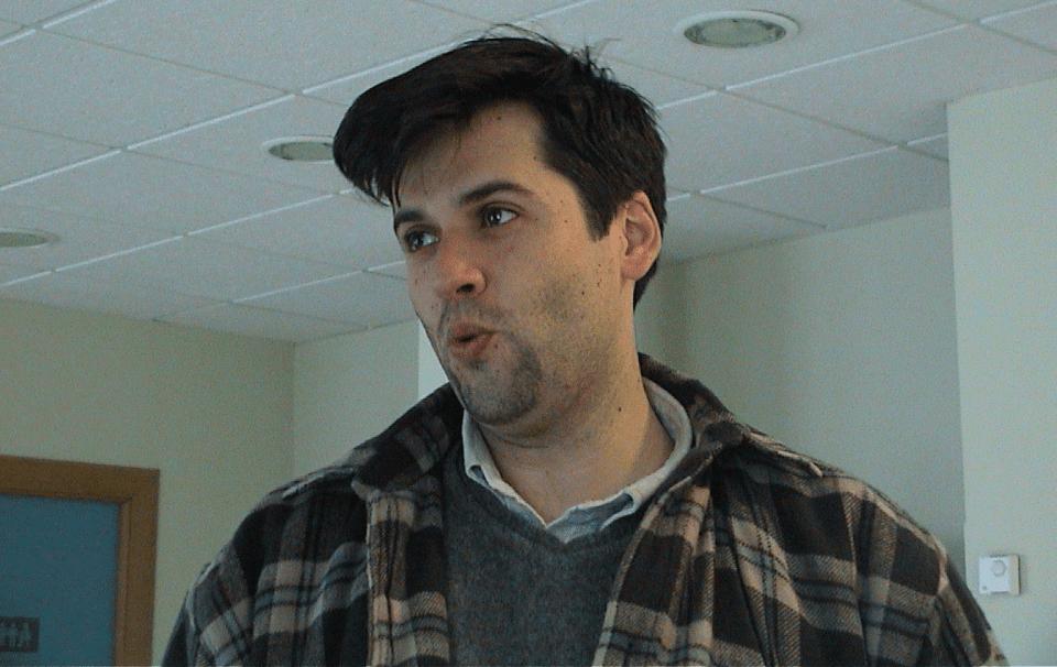 David Palma fue uno de los primeros programadores web de Grupo Trevenque