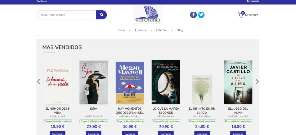 Web Libreralia