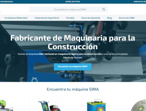 Proyectos web de julio: un ecommerce, una web corporativa y muchas lib...