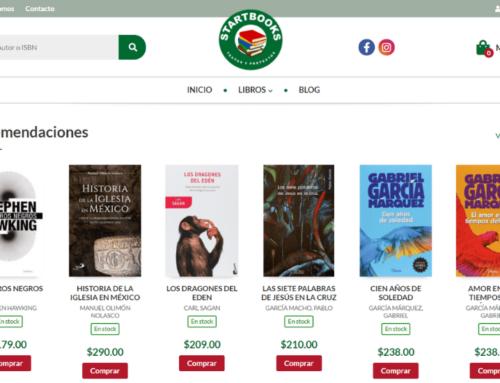 Proyectos web de agosto: vacaciones entre libros