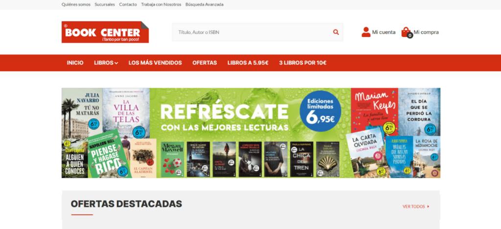 Web Book Center