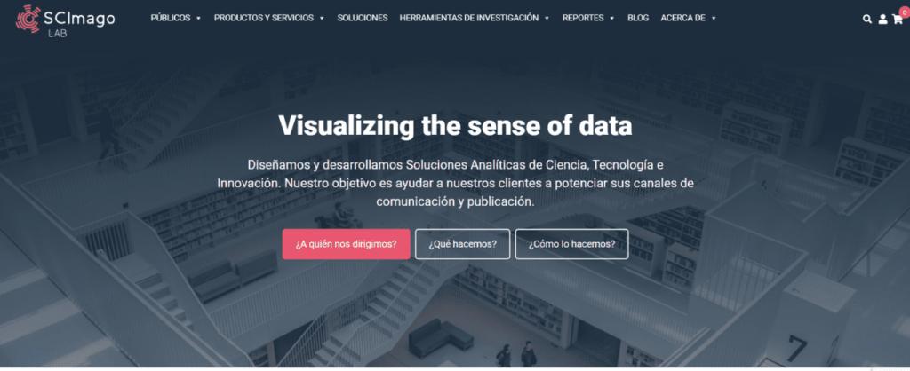 Web SCImago Lab